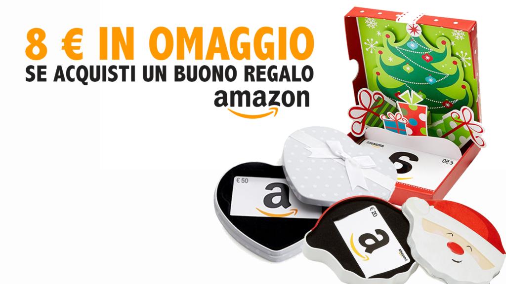 risparmio amazon buono regalo omaggio Codice Sconto AMAZON su tutto offerte del giorno elettronica scarpe  o buono da 10 euro
