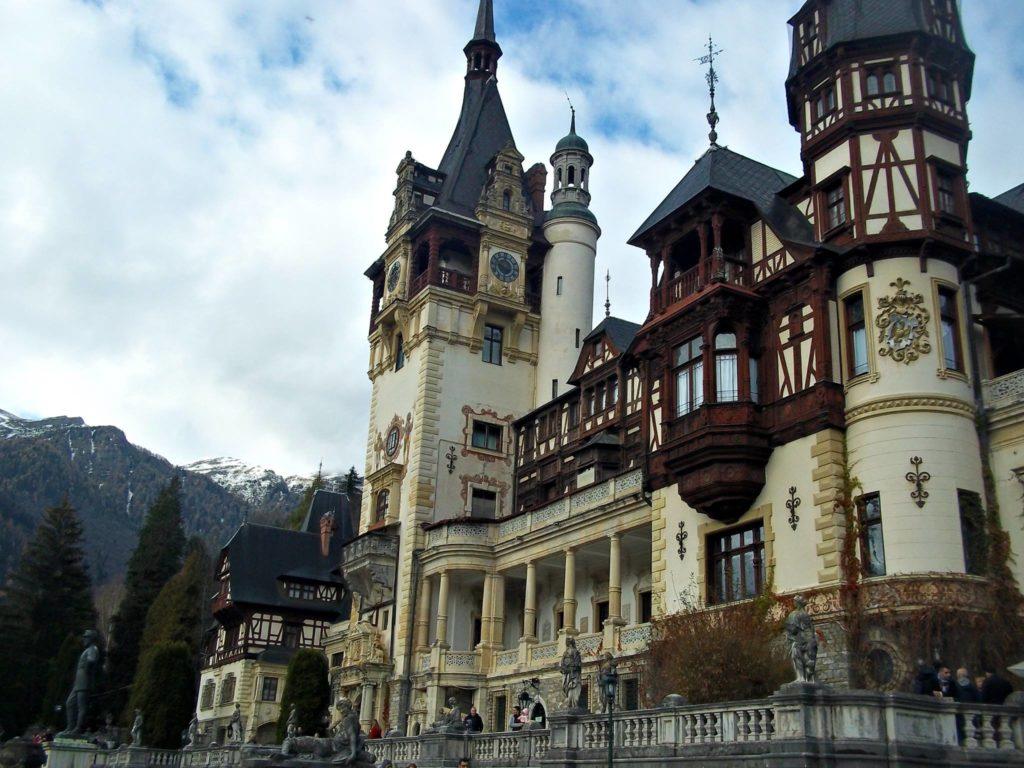 castello di peles transilvania
