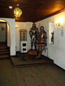 Brasov Castello di Dracula Romania nel Weekend di Halloween